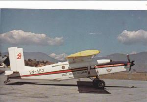 Royal Nepal Airlines, Pilatus PC-6/B2-H2 Turbo Porter, Nepal, 40-60´s