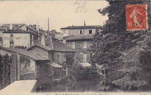 Saint-Dizier (Haute-Marne), France, PU-1907 ; Le Canal des Moulins