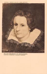 William Drummond of Hawthornden, Painting attributed to George Jamesone