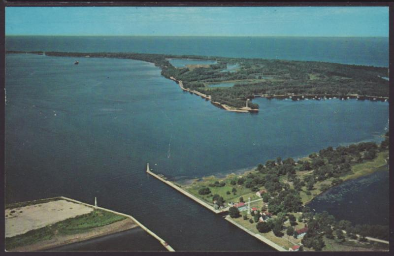Bird's Eye View,Presque Isle Peninsula,PA BIN