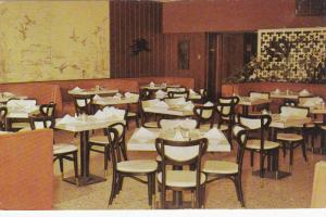 Ashley Oaks Restaurant, Interior View, VALDOSTA, Georgia, PU-1967