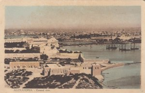 Alexandria, Egypt, 1900-10s ; General View