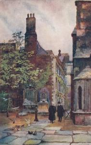 MIDDLE TEMPLE , UK , 1900-10s ; The Masters House; TUCK #1538