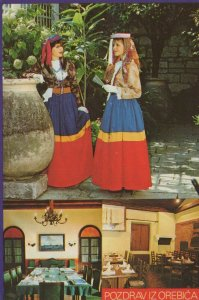Croatia Postcard - Pozdrav Iz Orebica   RR8829