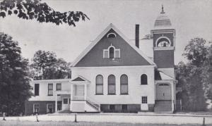Friends Church , DAMASCUS , Ohio , PU-1943