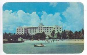 The Fort Montagu Beach Hotel, Nassau, Bahamas, 40-60s