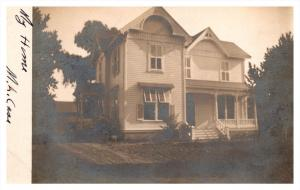10589  House with description on back    RPC
