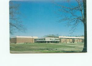 Postcard James Moore Fieldhouse S CT State College New Haven Connecticu  # 3842A