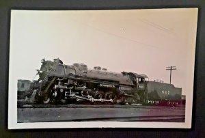 Mint Vintage St. Louis Southwestern Railway #807 Cotton Belt Real Photo Postcard