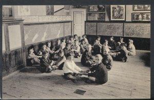 Oxfordshire Postcard - Singing Class, Witney Junior School, 1932 -  RS11095