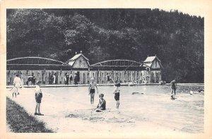 Kupele Vysne Ruzbachy Strand Slovakia Unused