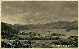 Derwentwater Lake Panorama Judges Ltd Postcard