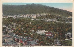 MAUCH CHUNK, Pennsylvania; View From Bear Mountain, 00-10s