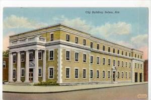 City Building , SELMA, Alabama, 30-40s
