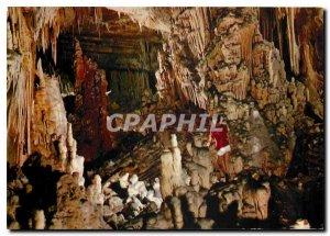 Postcard Modern Lebanon Grotto of Jiita