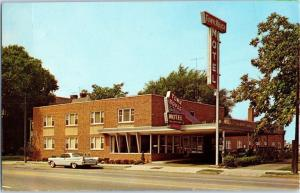 1950's Town House Motel, 15661 Euclid Ave., East Cleveland, Ohio z7