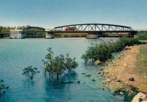 DESTRELLAN , Guadeloupe , 1970-80s ; Bridge