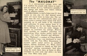 The Mailomat - Self-Service Post Office