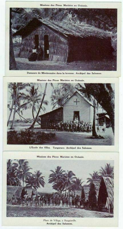 SOLOMON ISLANDS 11 CPA pre-1940 (L2952)