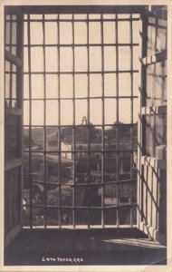 Taxco Mexico Is This A Prison Cell Window View Old Postcard