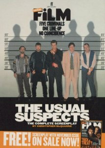 Film Advertising Postcard - The Usual Suspects - Gabriel Byrne  RR8817