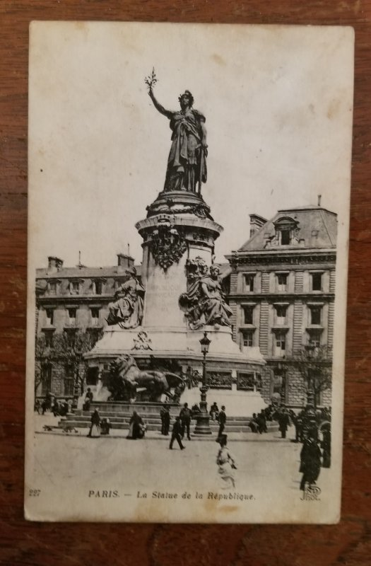 Free Franked Soldiers Mail Post Card; Post Marked 1918