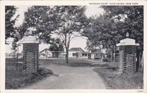Pearson Point, Fair Haven, New York, PU-1928