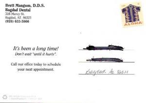 US Used Postcard #4594 Paradise Strips.  Ecclesiastes 3:1