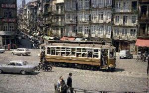 Oporto, Portugal Car 252 -pa_trolley_0140