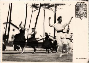CPM France - Folklore - Pays Basque - Danses Basques (699899)