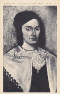Mormon Emma Smith Only Wife Of Joseph Smith The Martyr