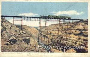 Canyon Diablo, AZ, Post Card     ;       Canyon Diablo, Arizona