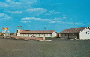 Canada Sunset Motel Fort MacLeod Alberta