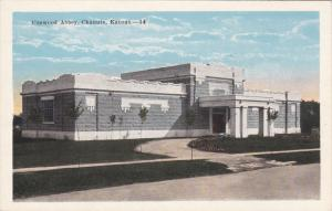 CHANUTE, Kansas, 1900-1910's; Elmwood Abbey