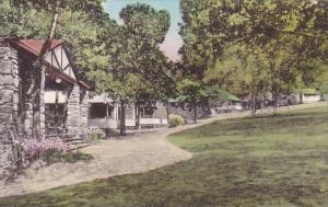 Virginia Harrisonburg North Cottage Row Massanetta Springs Bible Conferences ...