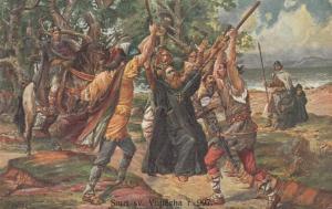 Czech Republic , 00-10s ; Smrt sv. Vojtecha r. 997