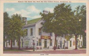 Kentucky Bardstown Historic Old Stone Inn Now The Old Talbott Tavern
