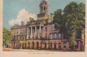 COBOURG , Ontario , Canada , 1930s ; Town Hall
