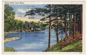 Lynn, Mass, Sluice Pond