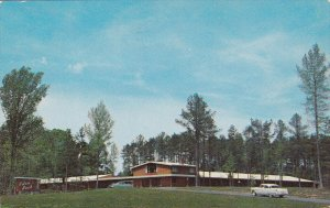 DURHAM , North Carolina , PU-1957 ; Eden Rock Motel