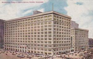 Illinois Chicago Marshall Field Department Store 1908