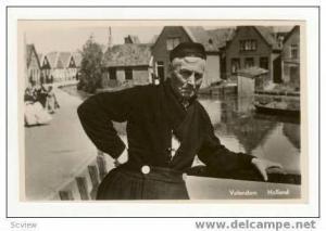 RP Man, Volenham-Holland 1940s
