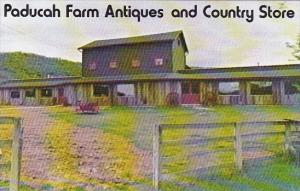 Paducah Farm Antiques And Country Store Museum New Martinsville West Virginia