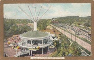 Willow Grove Park , Pennsylvania , 1908 ; Terminal & speedway