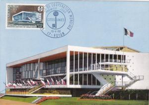 ROYAN, Charente Maritime, France, PU-1968; Palais Des Congres