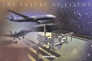 Defense Aircraft, Satellite, Airplane in Flight, Boeing 777, The Future of Fl...
