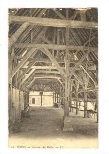 Interieur Des Halles, Dives (Oise), France, 1900-1910s