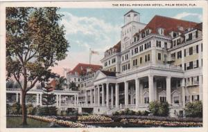 Florida Palm Beach The Royal Poinciana Hotel