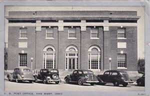VAN WERT , Ohio , PU-1944; Post Office