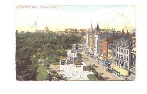 Tremont St, Boston, Massachusetts, Mason Bros & Co, Made in Germany
